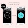 DIY INSTAGRAM HIGHLIGHT Icon Covers, Diamond Glitter Instagram Branding, Instagram Icon, Instagram Template, diy insta Story Icons